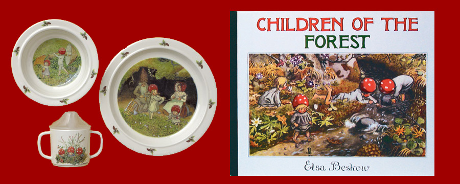 Enlarged Image of Children Of The Forest