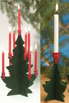 Electric 7-Light Candelabra