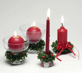 Finnish Candle Rings