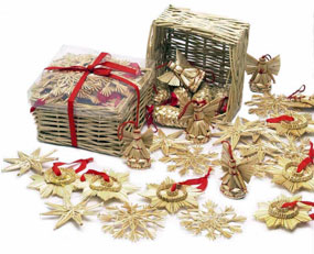 Straw Ornaments