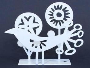 Bird Napkin Holder