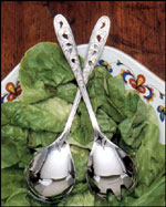 Kristin 2-pc. Salad Set