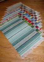 Billsta Rug Pattern Swedish Plastic
